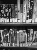Books at the library