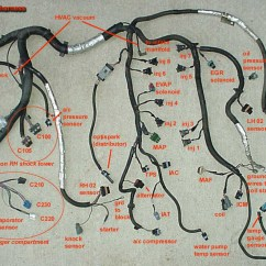 Lt1 Wiring Harness Diagram For Trailer Lights And Brakes How To Remove Engine - Ls1tech Camaro Firebird Forum Discussion