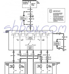 camaro 5 radio wiring wiring diagram4th gen lt1 f body tech aidspower mirror schematic 1995 [ 950 x 1279 Pixel ]