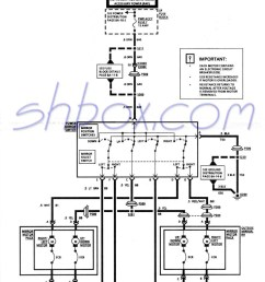 4th gen lt1 f body tech aids electric capacitor diagram electric mirror switch wiring diagram buick [ 950 x 1247 Pixel ]