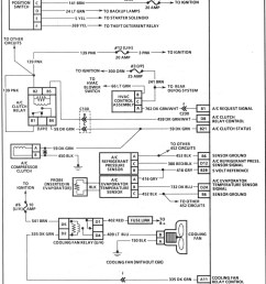 cooling fan wiring diagram as well 2000 ford images gallery 4th gen [ 950 x 1267 Pixel ]