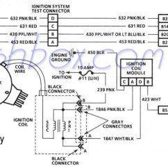 1996 Toyota 4runner Wiring Diagram Nest Thermostat 4 Wires 4th Gen Lt1 F Body Tech Aids Distributor Ignition System Schematic 1994 1995