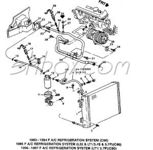 1995 Z28 LT1  AC Hose Connection Diagram  Camaro Forums