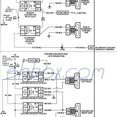 Hvac Thermostat Wiring Diagram Ford 4r70w Transmission For 1995 Caprice All Data Manual E Books York Diagrams