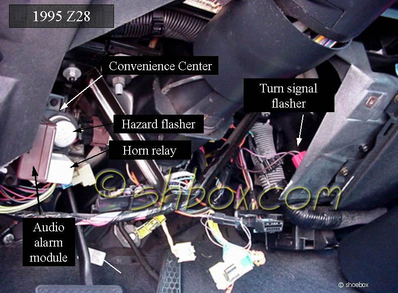 Relay Wiring Diagram On 1968 Camaro Turn Signal Wiring Diagram