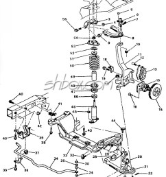 4th gen lt1 f body tech aids drawings exploded views 95 camaro suspension diagram labeled [ 874 x 1140 Pixel ]