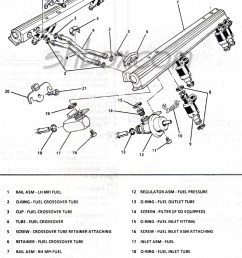 4th gen lt1 f body tech aids drawings exploded views lt1 heater hose diagram fuel [ 850 x 1185 Pixel ]