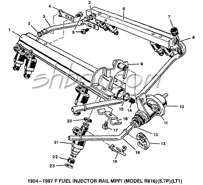 1998 Chevy S10 Egr Valve Wiring Diagram, 1998, Free Engine