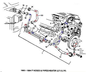 95 LT1 OptiSpark vacuum lines  CamaroZ28Com Message Board