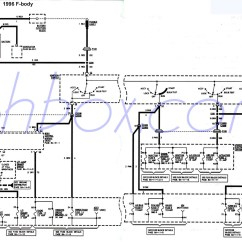 2002 Pontiac Sunfire Radio Wiring Diagram Bmw E92 Stereo 4th Gen Lt1 F Body Tech Aids Ignition Switch Schematic 1996
