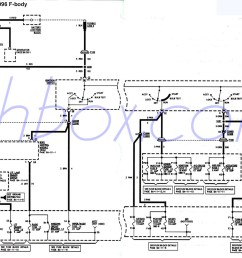 4th gen lt1 f body tech aidsignition switch schematic 1996  [ 2000 x 1360 Pixel ]