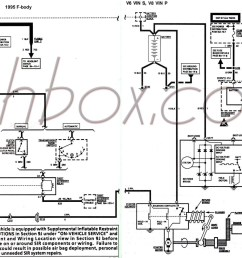 4th gen lt1 f body tech aids 1985 ford f 250 diesel 4x4 wiring diagram f body wiring diagram [ 2000 x 1316 Pixel ]