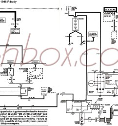 4th gen lt1 f body tech aids 1994 camaro wiring diagram schematic [ 2000 x 1317 Pixel ]