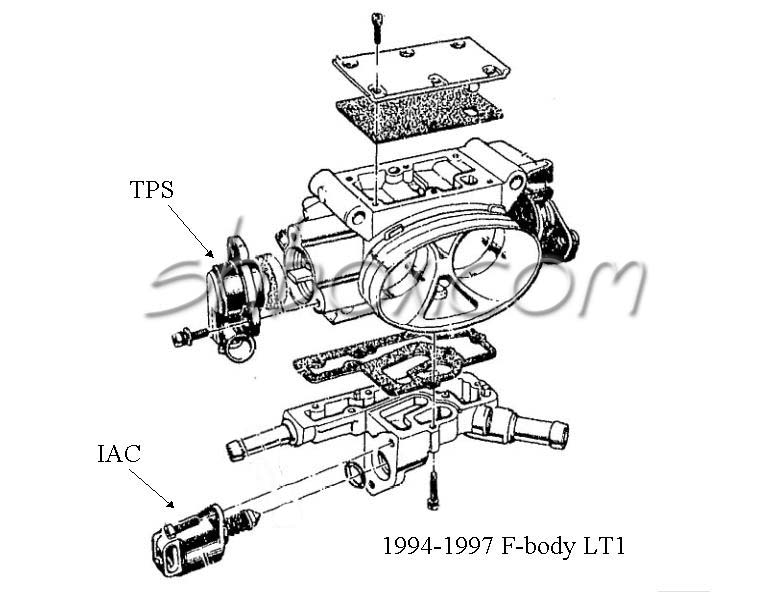 mopar performance ignition wiring diagram 2006 ford escape 93 97 lt1 engine | get free image about