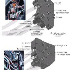 Tail Light Wiring Diagram 1995 Chevy Truck Whole Home Dvr 4th Gen Lt1 F Body Tech Aids Power Window Switch Connectors