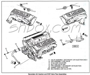 Vacuum hose diagrams?  LS1LT1 Forum : LT1, LS1, Camaro, Firebird, Trans Am, Engine Tech Forums