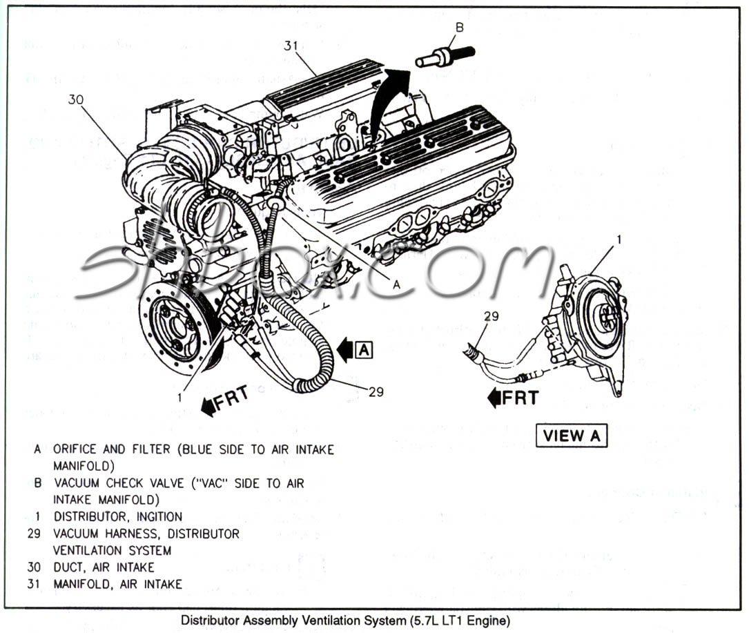 96 Impala Air Intake Manifold Diagram, 96, Free Engine