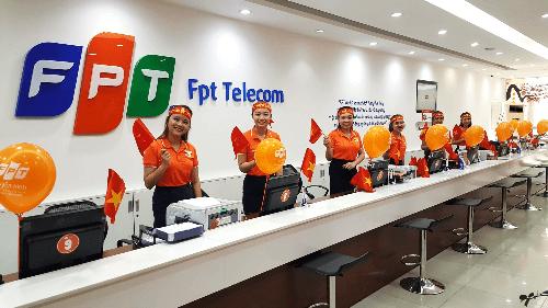 Phòng Giao dịch của FPT tại Hà Nội