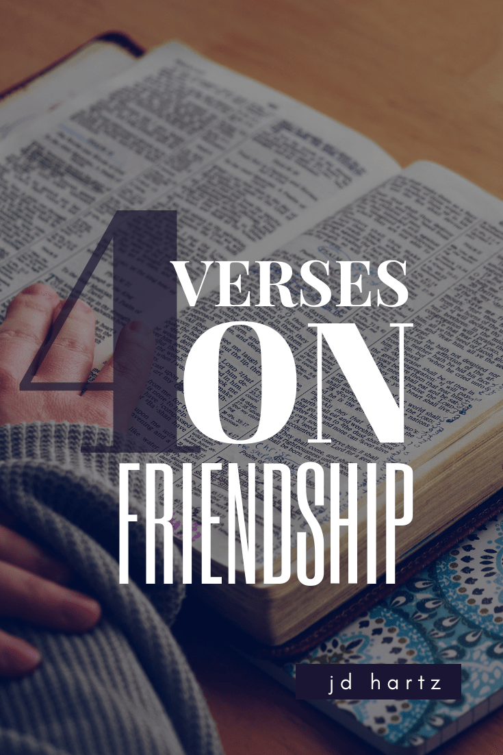 4 Verses Friendship