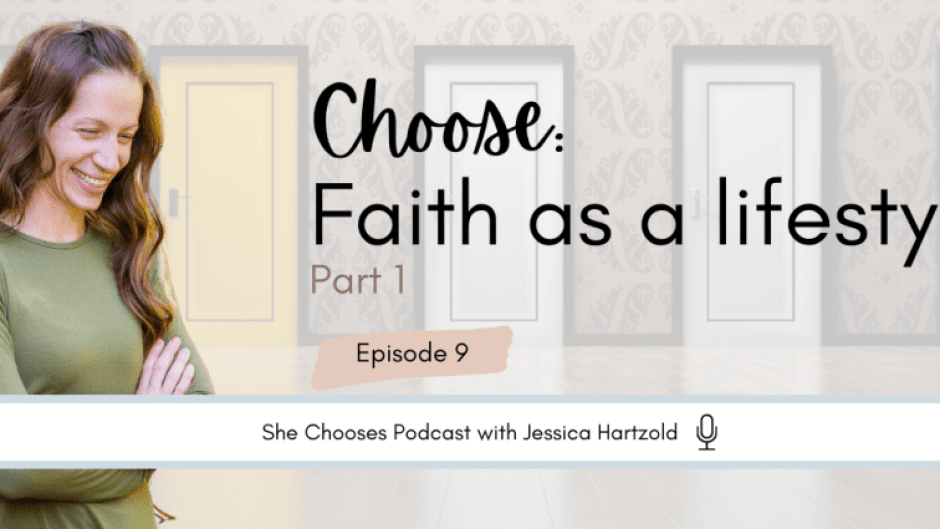 Faith as a lifestyle part 1