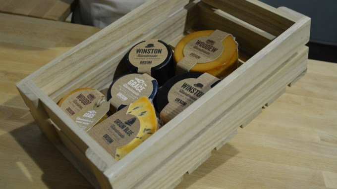 International Cheese Awards 2015 Preview
