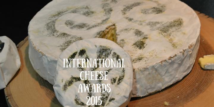 International Cheese Awards 2015