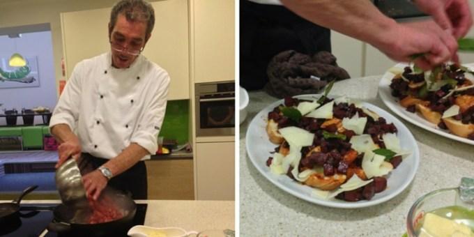 Tapas & Paella Cheshire Cookery School