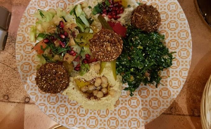 Bakchich Lebanese Restaurant Manchester
