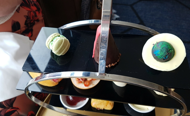 Science themed afternoon tea
