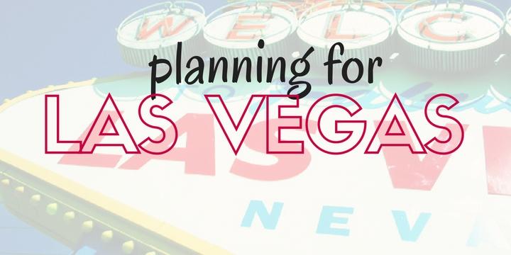 Planning Las Vegas