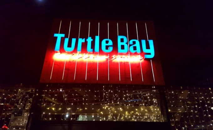 Turtle Bay Blackburn // GoodEggFoodie