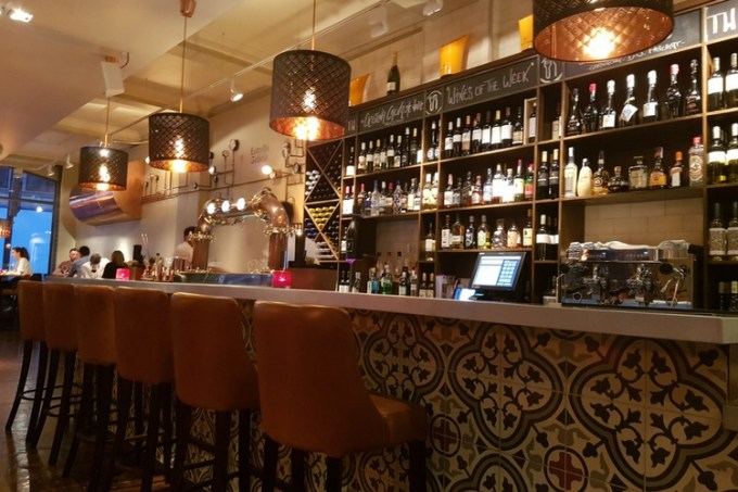 Tapeo and Wine Manchester / SHE EATS