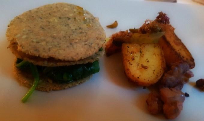 The Allotment Vegan Restaurant / SHE-EATS