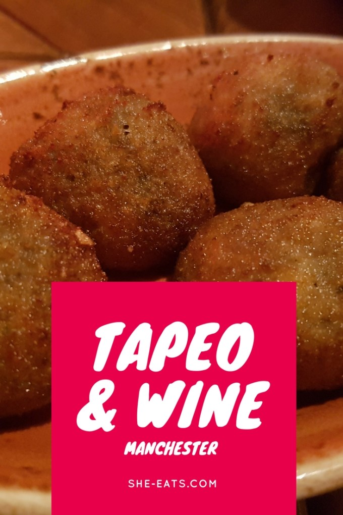 Tapeo and Wine Manchester Tapas