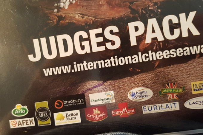 Day in the life of a cheese judge / International Cheese Awards 2017 / #ICA2017 / SHE-EATS