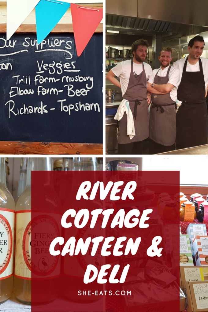 River Cottage Canteen Axminster