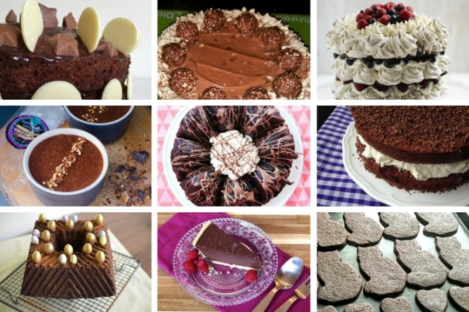 Best chocolate recipes roundup / Chocolate Week 2017 / SHE-EATS /