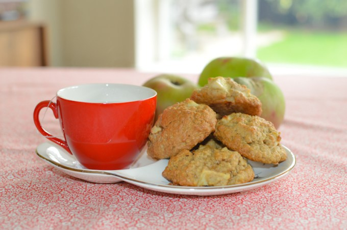 Apple oat cookie / SHE-EATS