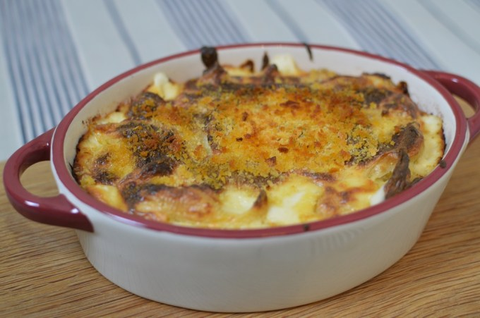 Macaroni cheese / She-Eats.com