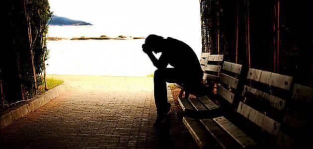 الخوف و القلق ثم الاكتئاب