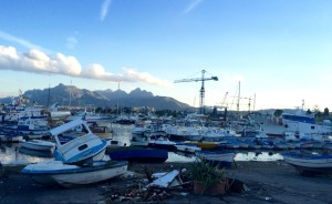 Porticello - a real fishermens harbour