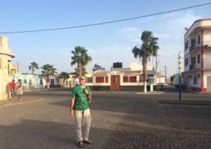 der Mercado Municipal von Palmeira, ziemlich überschaubar...