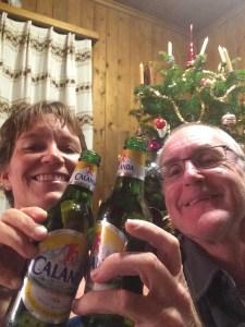 Weihnachten Calanda