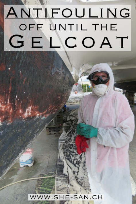 Antifouling-off-down-to-the-Gelcoat-and-back-on-again
