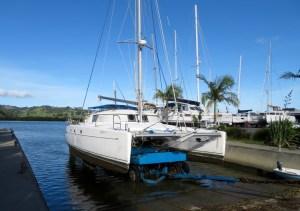 Trailer Norsand Boatyard