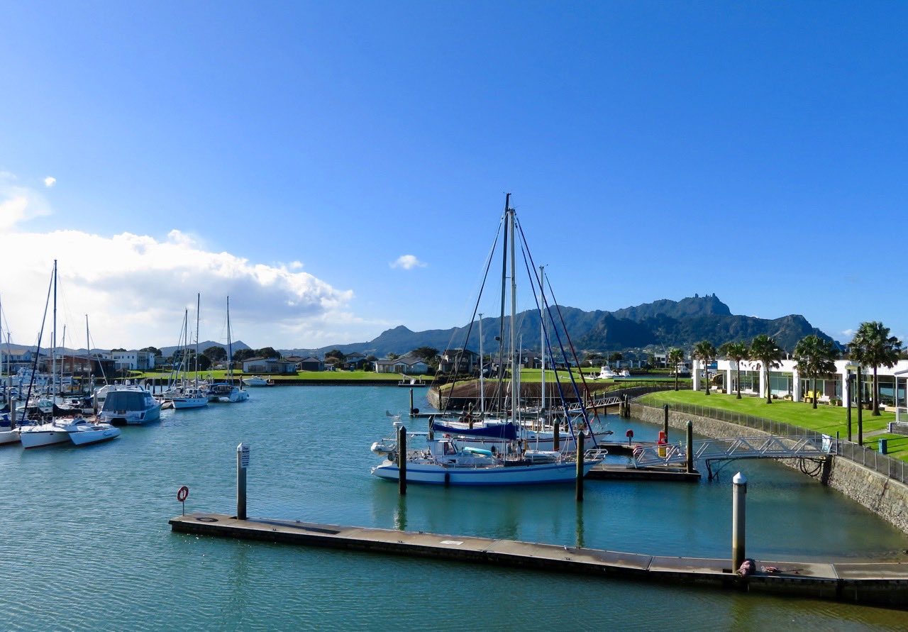 New Zealand | SHE SAN LogBlog
