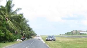 Funafuti airfield
