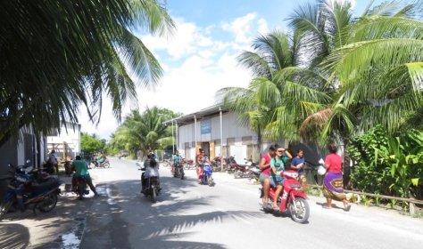 Hauptstrasse Funafuti