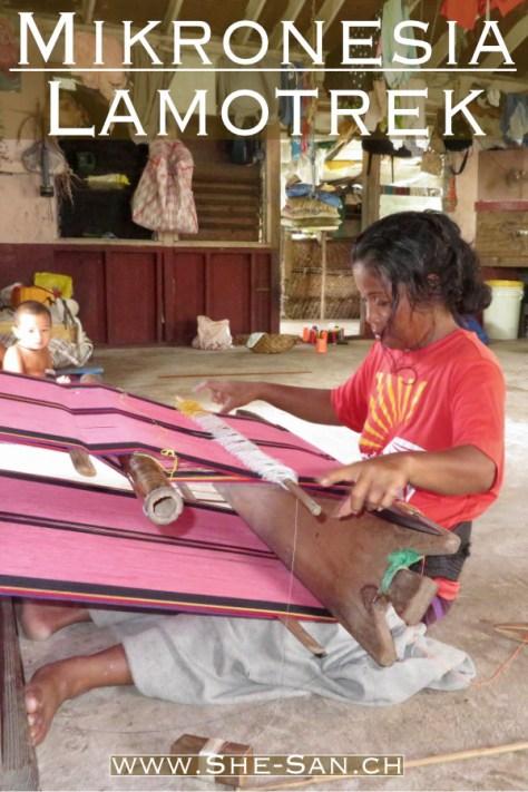 Micronesia - Sailing from Kosrae to Pohnpei, Lamotrek, Elato and Yap