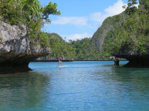 Wayag Stand up paddle